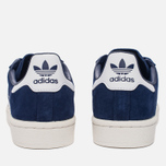 Кроссовки adidas Originals Campus Dark Blue/Running White/Chalk White фото- 5