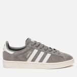 Мужские кроссовки adidas Originals Campus Grey/Running White/Chalk White фото- 0