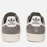 Мужские кроссовки adidas Originals Campus Grey/Running White/Chalk White фото- 3