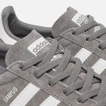 Мужские кроссовки adidas Originals Campus Grey/Running White/Chalk White фото- 5