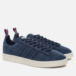 Мужские кроссовки adidas Originals Campus Legend Ink/Legend Ink/Ultra Pop фото- 2