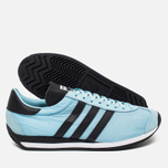 Мужские кроссовки adidas Originals Country OG Blue/Black фото- 2