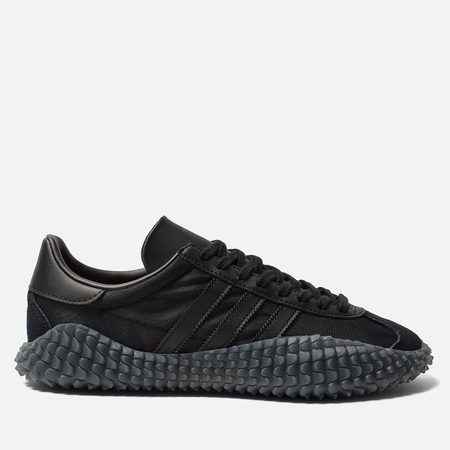 Мужские кроссовки adidas Originals Country x Kamanda Core Black/Utility Black/Solar Red