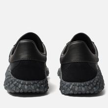 Мужские кроссовки adidas Originals Country x Kamanda Core Black/Utility Black/Solar Red фото- 3