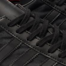 Мужские кроссовки adidas Originals Country x Kamanda Core Black/Utility Black/Solar Red фото- 6