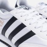 Мужские кроссовки adidas Originals Dragon OG White/Core Black/Gold Metallic фото- 3