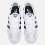 Мужские кроссовки adidas Originals Dragon OG White/Core Black/Gold Metallic фото- 4