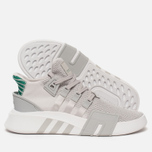 Мужские кроссовки adidas Originals EQT Bask ADV Grey One/Grey One/Sub Green фото- 1