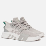 Мужские кроссовки adidas Originals EQT Bask ADV Grey One/Grey One/Sub Green фото- 2