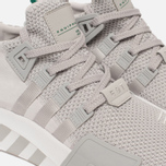 Мужские кроссовки adidas Originals EQT Bask ADV Grey One/Grey One/Sub Green фото- 3