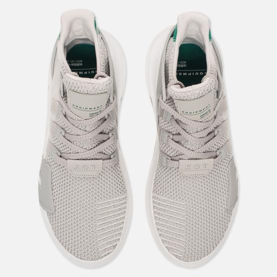 Мужские кроссовки adidas Originals EQT Bask ADV Grey One/Grey One/Sub Green