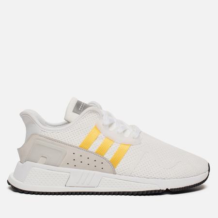 Мужские кроссовки adidas Originals EQT Cushion ADV White/Equipment Yellow/Silver Metallic