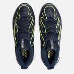 Кроссовки adidas Originals EQT Gazelle Collegiate Navy/Silver Metallic/Solar Yellow фото- 5