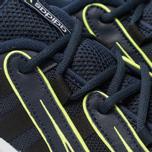 Кроссовки adidas Originals EQT Gazelle Collegiate Navy/Silver Metallic/Solar Yellow фото- 6