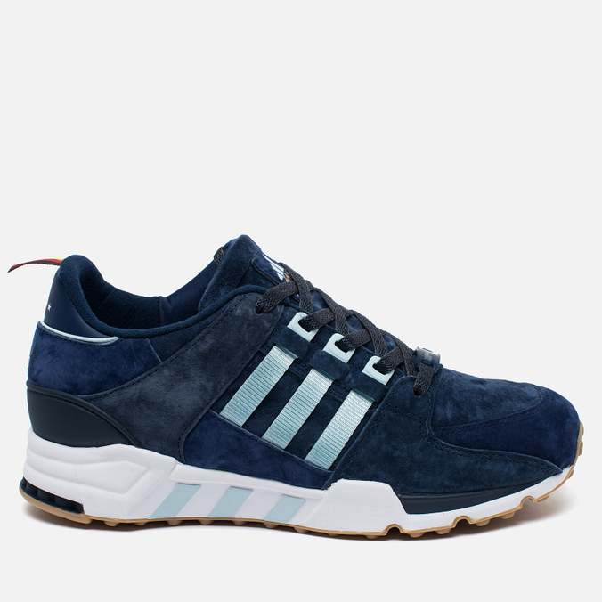 adidas Originals EQT Running Support Berlin Marathon Men's Sneakers Navy/Ice Blue