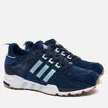 Мужские кроссовки adidas Originals EQT Running Support Berlin Marathon Navy/Ice Blue фото- 1