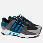 Мужские кроссовки adidas Originals EQT Running Support Blue/Grey/Black фото- 1