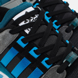 Мужские кроссовки adidas Originals EQT Running Support Blue/Grey/Black фото- 5