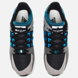 Мужские кроссовки adidas Originals EQT Running Support Blue/Grey/Black фото- 4
