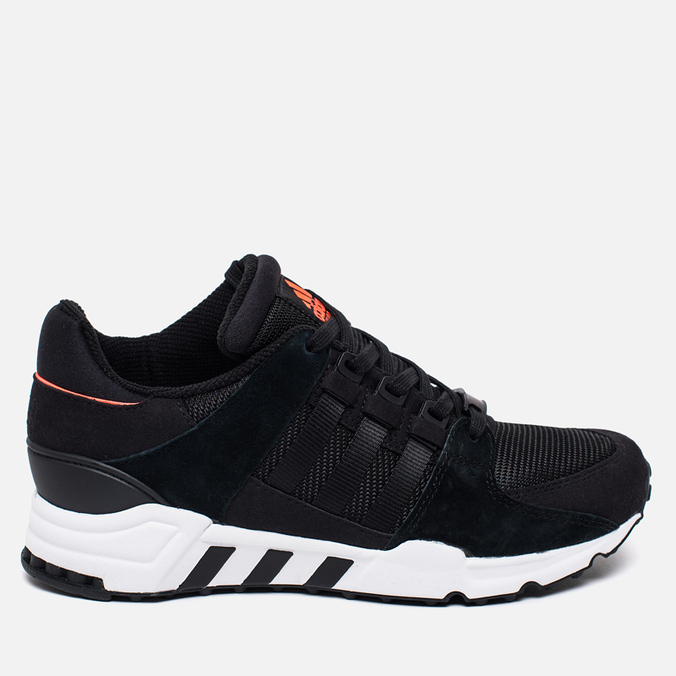 Кроссовки adidas Originals EQT Running Support Core Black/Running White