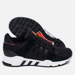 Кроссовки adidas Originals EQT Running Support Core Black/Running White фото- 2