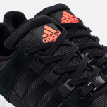 Кроссовки adidas Originals EQT Running Support Core Black/Running White фото- 5