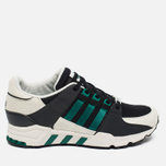 Мужские кроссовки adidas Originals EQT Running Support OG Green/Gray/White фото- 0