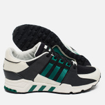 Мужские кроссовки adidas Originals EQT Running Support OG Green/Gray/White фото- 2