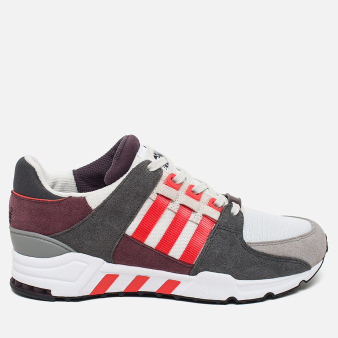 Мужские кроссовки adidas Originals EQT Running Support Orange/Grey/White