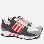 Мужские кроссовки adidas Originals EQT Running Support Orange/Grey/White фото- 1