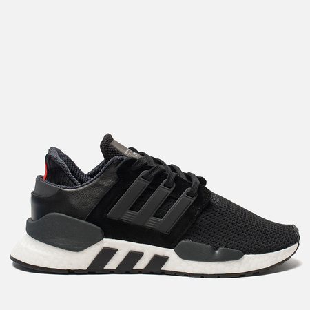 Мужские кроссовки adidas Originals EQT Support 91/18 Core Black/Core Black/White