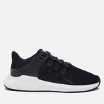 Мужские кроссовки adidas Originals EQT Support 93/17 Boost Core Black/Core Black/White фото- 0