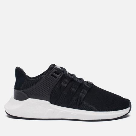 Мужские кроссовки adidas Originals EQT Support 93/17 Boost Core Black/Core Black/White