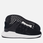 Мужские кроссовки adidas Originals EQT Support 93/17 Boost Core Black/Core Black/White фото- 1