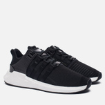 Мужские кроссовки adidas Originals EQT Support 93/17 Boost Core Black/Core Black/White фото- 2