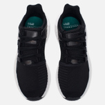 Мужские кроссовки adidas Originals EQT Support 93/17 Boost Core Black/Core Black/White фото- 4