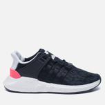 Мужские кроссовки adidas Originals EQT Support 93/17 Core Black/Core Black/Turbo фото- 0