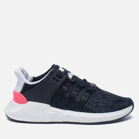 Мужские кроссовки adidas Originals EQT Support 93/17 Core Black/Core Black/Turbo
