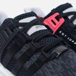 Мужские кроссовки adidas Originals EQT Support 93/17 Core Black/Core Black/Turbo фото- 3