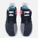 Мужские кроссовки adidas Originals EQT Support 93/17 Core Black/Core Black/Turbo фото- 4