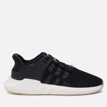 Мужские кроссовки adidas Originals EQT Support 93/17 Core Black/Running White