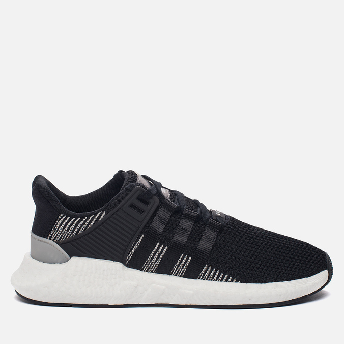 Мужские кроссовки adidas Originals EQT Support 93/17 Highlight Pack Core Black/Core Black/White