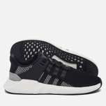 Мужские кроссовки adidas Originals EQT Support 93/17 Highlight Pack Core Black/Core Black/White фото- 1