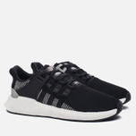 Мужские кроссовки adidas Originals EQT Support 93/17 Highlight Pack Core Black/Core Black/White фото- 2