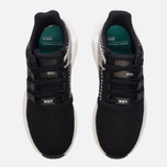 Мужские кроссовки adidas Originals EQT Support 93/17 Highlight Pack Core Black/Core Black/White фото- 4
