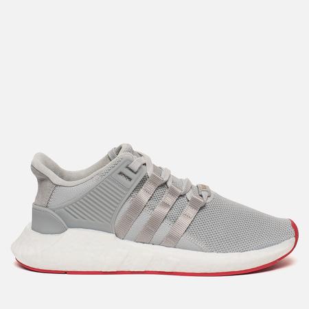 Мужские кроссовки adidas Originals EQT Support 93/17 Matte Silver/Matte Silver/White