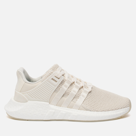 Мужские кроссовки adidas Originals EQT Support 93/17 Off White/Off White/White