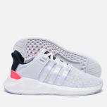 Мужские кроссовки adidas Originals EQT Support 93/17 White/Core Black/Turbo фото- 1