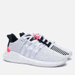 Мужские кроссовки adidas Originals EQT Support 93/17 White/Core Black/Turbo фото- 2