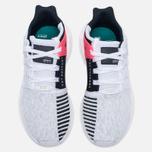 Мужские кроссовки adidas Originals EQT Support 93/17 White/Core Black/Turbo фото- 4